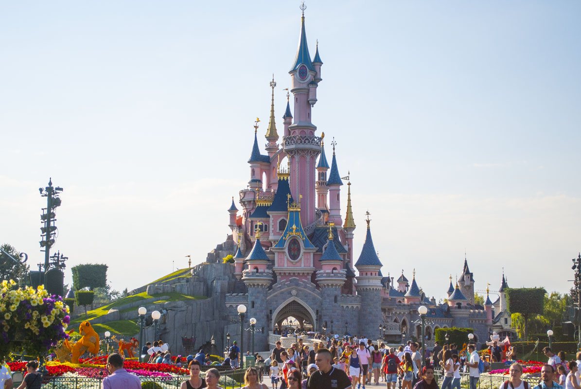 the solution of disneyland resort paris A case study of the euro disneyland negotiations at the opening of disneyland resort name was officially changed again to disneyland resort parisid.